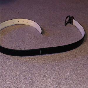 Nike Accessories - Mens Nike Reversible belt